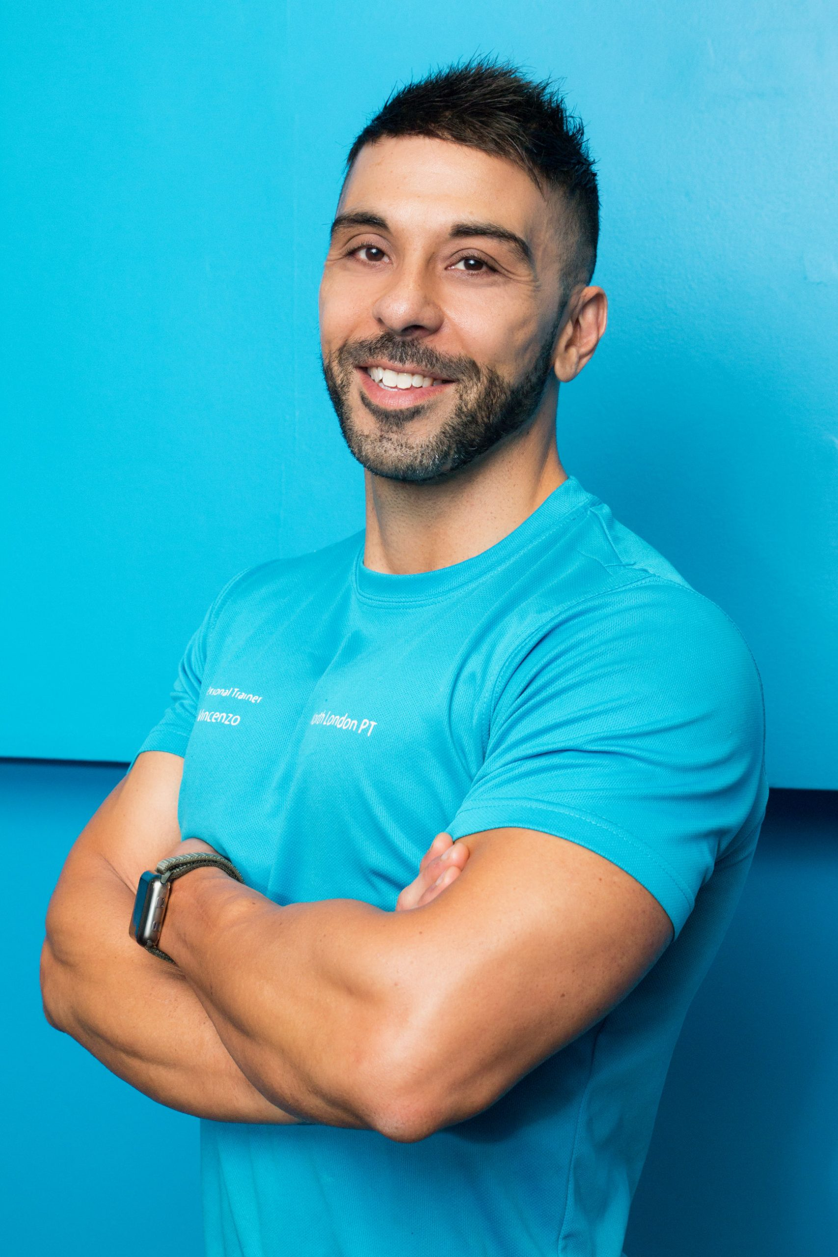 Kings Cross Personal Trainer Vincenzo Piazza